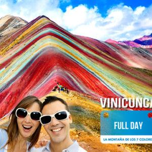 Conoce la Montaña de Siete Colores Vinicunca en Cusco