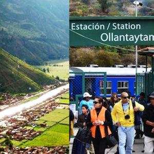 ¿Cómo llegar a la Estación Ollantaytambo?