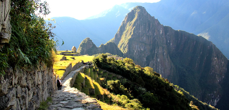 Camino Inca Corto