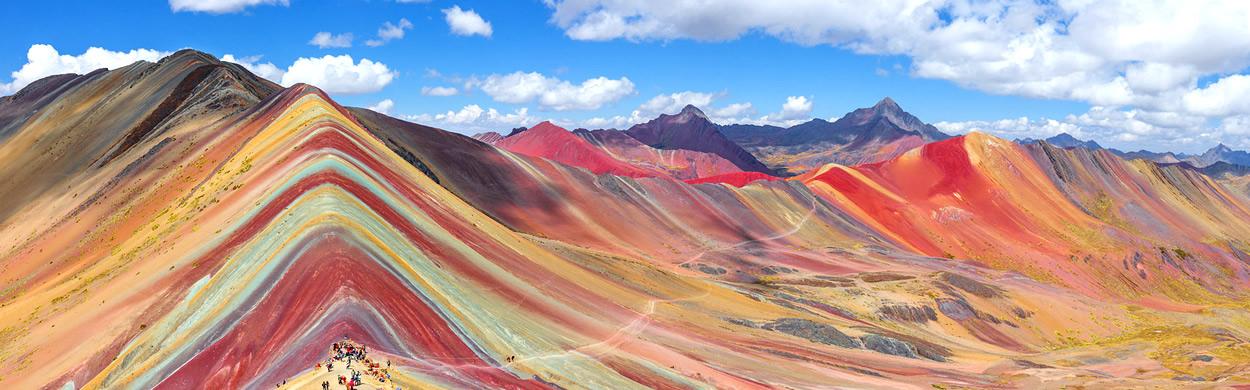 Montaña de Siete Colores - Machu Picchu Viajes Peru