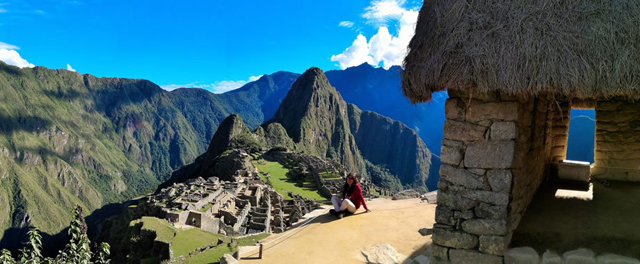 Camino alternativo a Machu Picchu