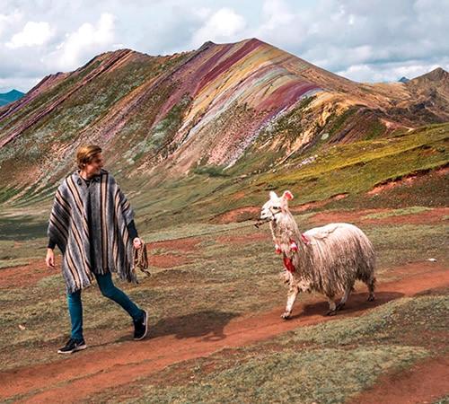 Tour a la Montaña de Colores Palccoyo