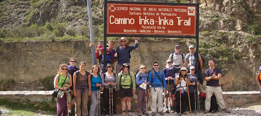estado fisico para hacer el camino del inca