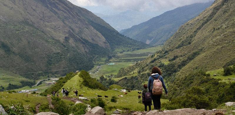 Laguna Humantay Cusco Peru