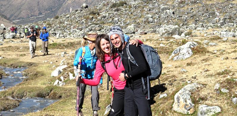 Salkantay Trek a Machu Picchu