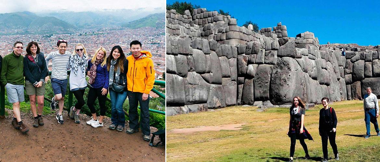 Guía Profesional en City Tour en Cusco