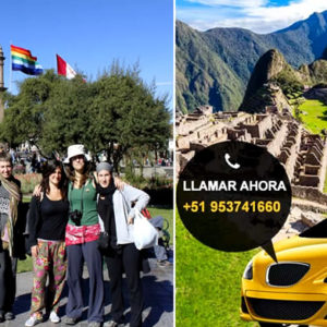 Taxi del Aeropuerto de Cusco a la Ciudad de Cuzco
