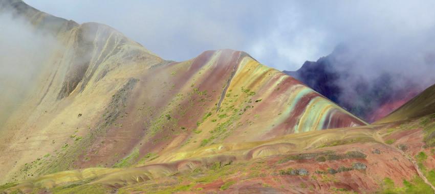 Montaña de Siete Colores Vinicunca