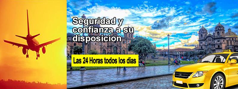 Transporte Turistico del Aeropuerto de Cusco al Hotel