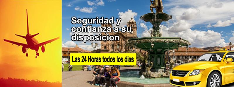 Transfer del Aeropuerto del Cusco al Hotel