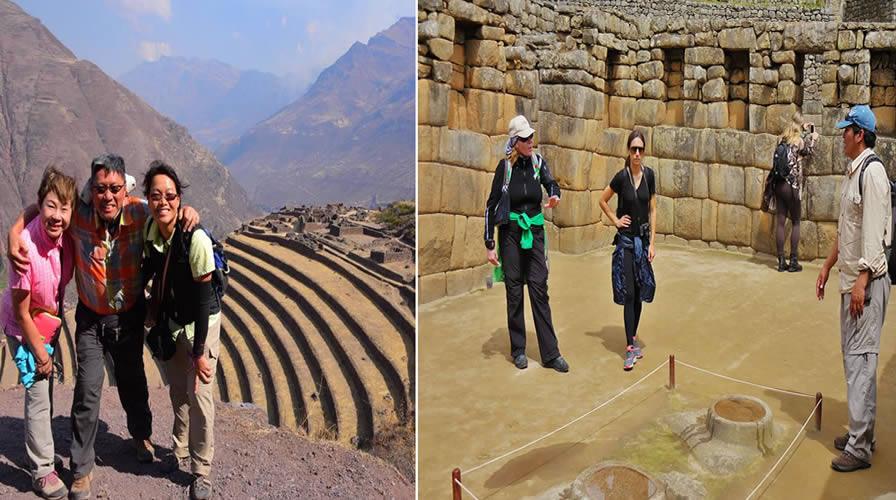 Guía Machu Picchu para Recorrer las Ruinas