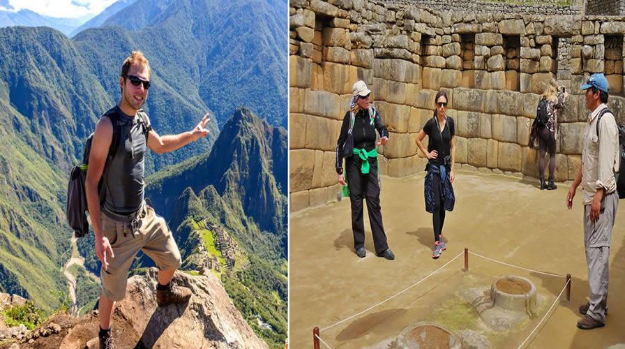 Tour Guiado a Machu Picchu – Hay Guias en Machu Picchu