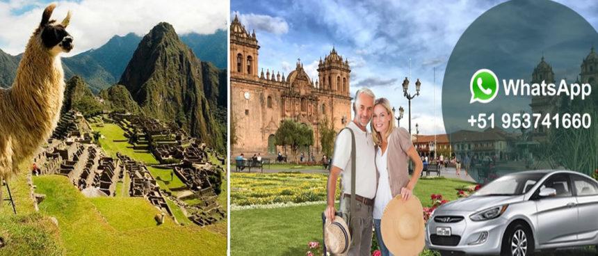 Servicio de Transporte Turistico Machu Picchu