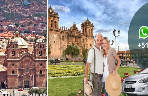 Transporte por la Ciudad de Cusco