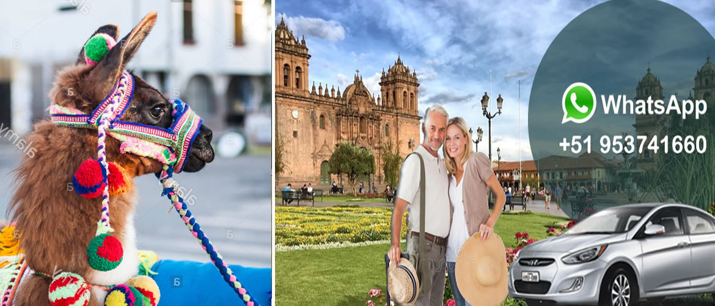 Transporte de Turismo en Cusco