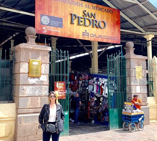 Tour Mercado San Pedro Cusco