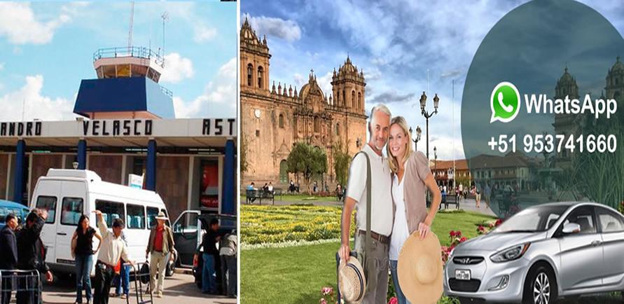 Traslado del Aeropuerto al Hotel en Cusco