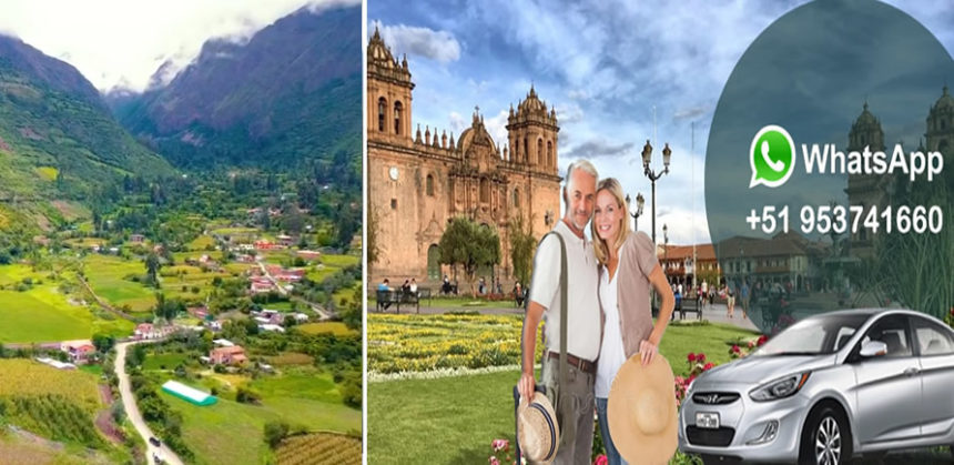 Transporte del Aeropuerto de Cusco a Urubamba