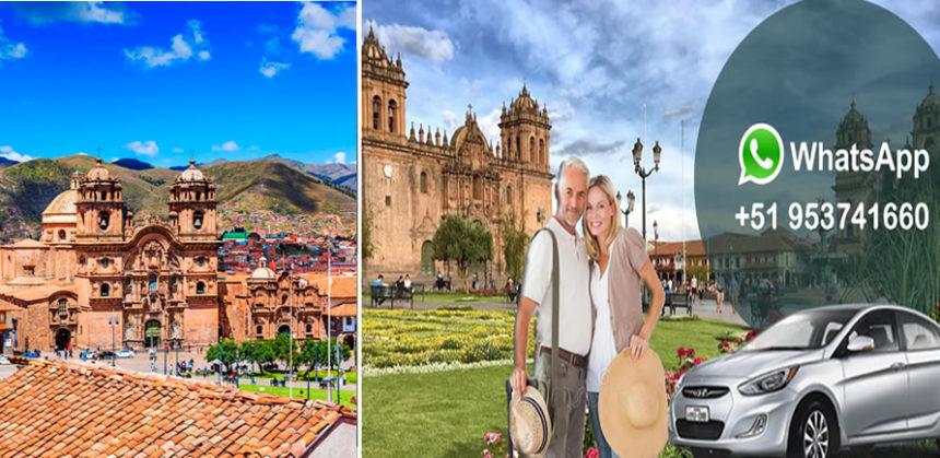 Transporte del Aeropuerto de Cusco a la Ciudad