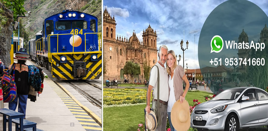 Taxi from Cusco Airport to Ollantaytambo Train Station