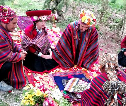 Matrimonio Machu Picchu