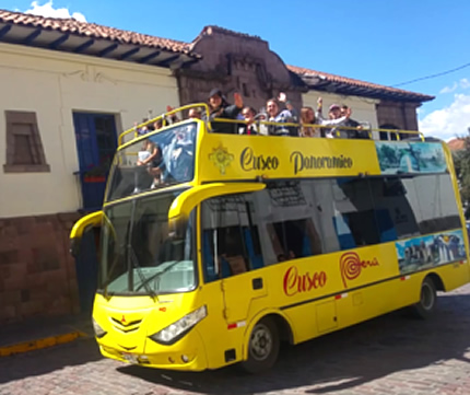 Mirabus Cusco