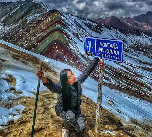 Tour Machu Picchu y Montaña 7 Colores 02 Dias
