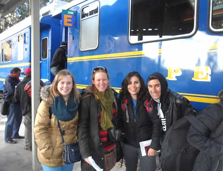 Transporte Cusco-Ollantaytambo