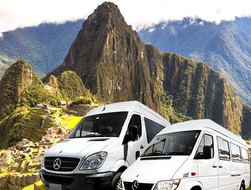 Traslado desde Aeropuerto a los hoteles en Valle Sagrado de los Incas