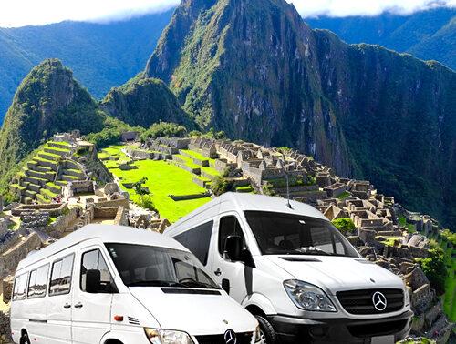 Bus Turístico Cusco Hidroeléctrica Machu Picchu