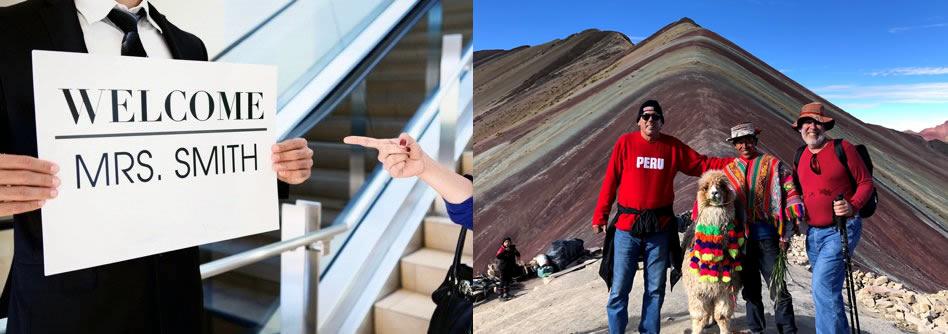 Tour desde el Aeropuerto a la Montaña de Colores