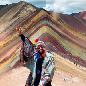 Taxi Montaña de Colores Perú