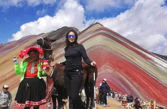 Servicio de Transporte de Cusco a la Montaña de Colores Perú